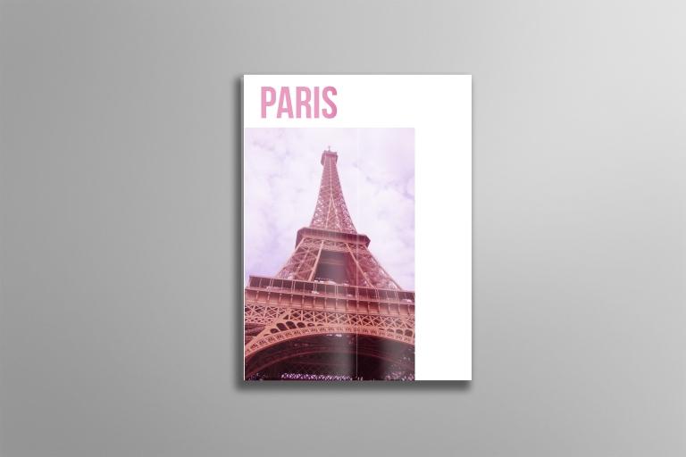 Paris cover mock up